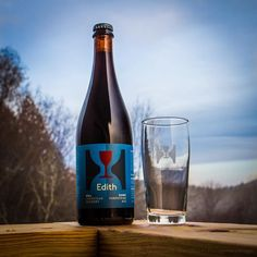 "@hillfarmstead ""Joining us this week at the retail shop? Edith returns! Our dark farmstead ale crafted from American malted barley, German roasted malts, European hops,…"" #craftbeer #beer"
