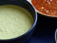 amazing jalapeno cream sauce for tacos, dips, enchiladas, etc.