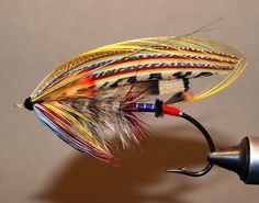 Napoleon - full dress Atlantic salmon fly