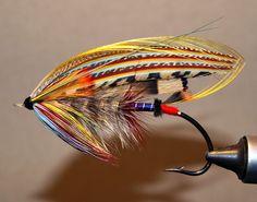 Napoleon - full dress Atlantic salmon fly