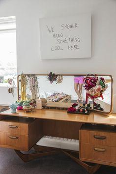 www.loveincltd.co.uk retro dressing table side table from £350