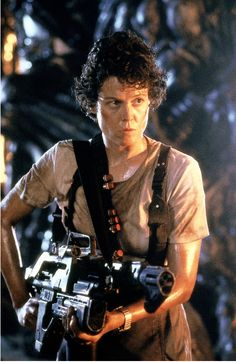 Ellen Ripley: The Most BADASS female Heros in any Action movie