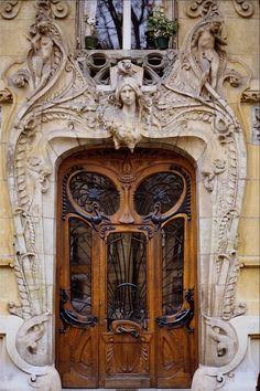 MATIN LUMINEUX: Architecture 1900 pendant la Belle Époque