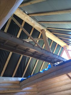 Ladder, Cabin, Stairway, Cabins, Cottage, Wooden Houses, Ladders