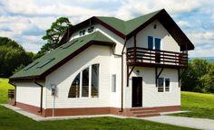 Case pe structura de lemn - eficienta pe bani mai putini