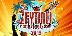Zeytinli Rock Festivali 2015 - Gitar Magazin