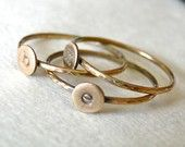 Fruition makes such stunning simple and elegant jewelry!