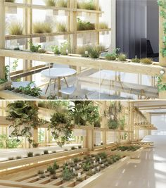 Milan Expo 2015: Austrian Pavilion by penda DesignHouse