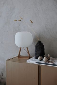 Toad lamp by Himmee.