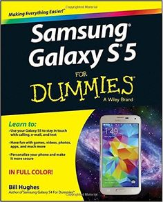 Samsung  Galaxy S5 For DUMmIES | Best Sellers OutletBest Sellers Outlet