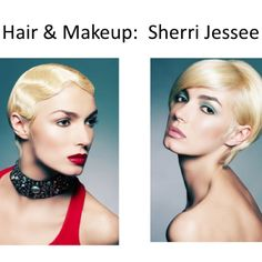 Hair & Makeup: Sherri Jessee Photo: Roberto Ligresti