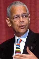 Horace Julian Bond (January 14, 1940 – August 15, 2015) was an American social activist and leader in the Civil Rights Movement, politician, professor, and writer. During the early 1960s, he helped to establish the Student Nonviolent Coordinating Committee. Bond was elected to 4 terms in the Georgia House of Representatives and  6 terms in the Georgia Senate. From 1998 to 2010, he was chairman of the NAACP and the first president of the Southern Poverty Law Center.