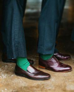 Nezaskodi narusit konformitu sialenymi ponozkami :) / Doesn't hurt to break the conformity with some crazy socks :)