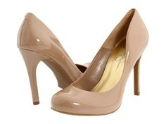 NUDE HEELS. NO WEDGES. MUST BE BASIC NUDE, NO PINKISH NUDES, OR VERY PALE NUDES. ASK FOR CLARIFICATION IF YOU NEED TO.