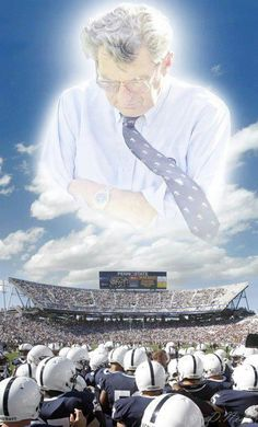 Joe Pa's Spirit will Always be with Penn State