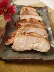 塩麹で作る☆鶏むね肉で、高級ハムの美味しさ。 レシピ・作り方 by まめもにお|楽天レシピ