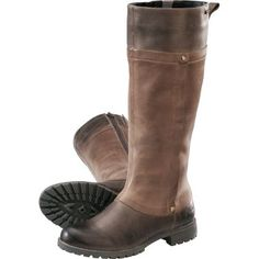 Clarks® Women's Neeve Ella Leather Weatherproof Boots at Cabela's