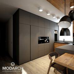 "INTERIOR ""M""⎢kitchen design Kitchen Design, Divider, Interior, Room, Furniture, Home Decor, Bedroom, Decoration Home, Design Of Kitchen"