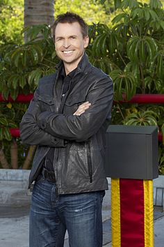 Phil from the Amazing Race. Best reality show host ever.