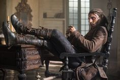 Still of Zach McGowan in Black Sails (2014)