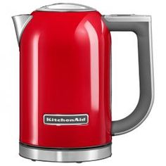 KitchenAid 1.7L Kettle Empire Red | Red Kettle | Red Kitchen | ColourPuff.com