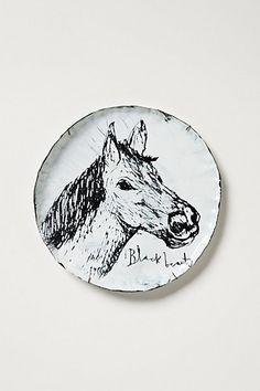 Snowdown Canape Plate - anthropologie.com