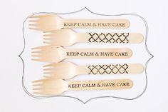 Keep Calm & Have Cake