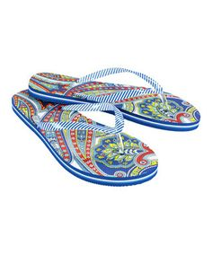Vera Bradley flip flops $14.99 - normally $24 - limited time sale