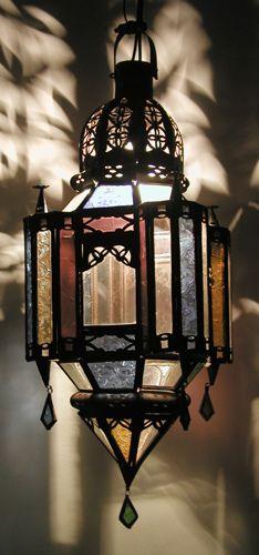 Moorish chandeliers by www.E-Mosaik.com, via Flickr