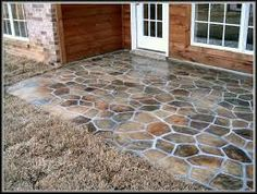 patio stone - Google Search