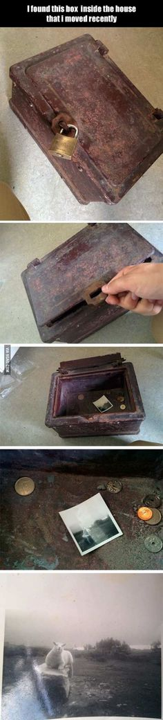 Lock box worthy fer sure.