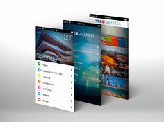Propuestas menú App VLC Valencia Apps, Tablets, Valencia, It Works, Desktop Screenshot, Shopping, Proposals, Monuments, App