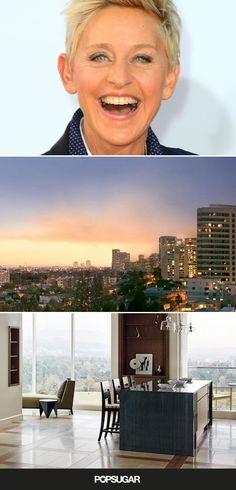 Pin for Later: Ellen DeGeneres Reigns LA in a New $16M Condo