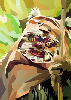 Star Wars: Ewok by Liam Brazier Star Wars Pictures, Star Wars Images, Ewok, Chewbacca, Estilo Geek, Cuadros Star Wars, Anniversaire Star Wars, Star Wars Painting, Star Wars Wallpaper