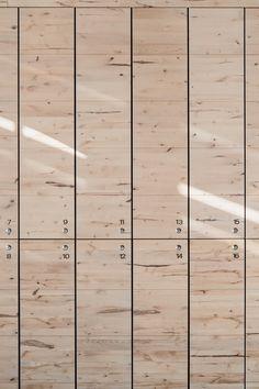 Wooden rock: Löyly Sauna in Helsinki - DETAIL-online.com - the portal for architecture
