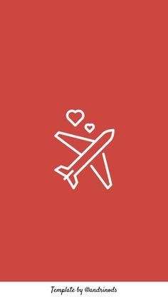 Travel Instagram Design, Instagram Feed, Instagram Story, Heart Iphone Wallpaper, Tumblr Wallpaper, Exploding Box Template, Insta Icon, Instagram Highlight Icons, Story Highlights