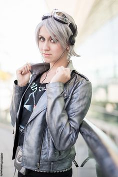 Female Quicksilver cosplay costume
