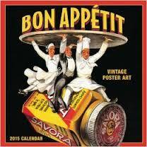Resultado de imagem para bon appétit quadro vintage