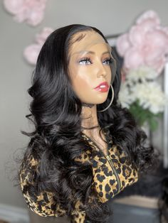 Lace Front Wigs, Lace Wigs, Senegalese Twist Crochet Braids, Shoulder Hair, Loose Curls, Body Wave, Lace Frontal, Hairline, Cut And Style