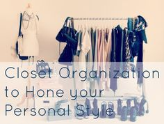 hone your personal style