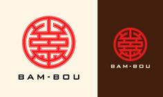 Chinese restaurant logo