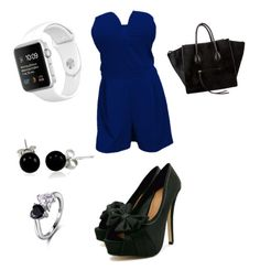 """""""Business lady"""" by queen-of-spadesxoxo on Polyvore featuring CÉLINE and Bling Jewelry"""