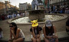 Jay Evensen: Jay's Jokes: Pokemon Go claims people walking 5.5 ...