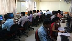 Our students doing Practical exam under the guidance of Sai sir. #iamjetkingameerpet http://www.myjetking.com
