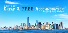 It is absolutely possible to score cheap and free accommodation around the world. Here's a comprehensive list of accommodation options that you can use! Travel The World For Free, Travel Around The World, Around The Worlds, Travel Guides, Travel Tips, Budget Travel, Places To Travel, Places To Go, Toronto