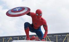 Spider-Man revealed in new Captain America: Civil War trailer | EW.com