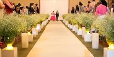 Resultado de imagem para ornamentação de casamento na igreja evangelica