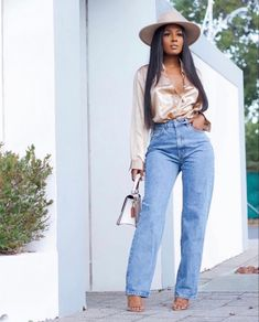 Boujee Outfits, Classy Outfits, Casual Fall Outfits, Stylish Outfits, Fashion Outfits, Womens Fashion, Casual Wear, Black Girl Fashion, Look Fashion