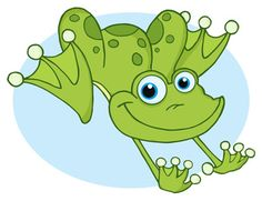 Frog Clip Art Images Jumping Frog Stock Photos   Clipart Jumping Frog
