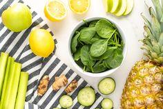 Anti-inflammatory juice ingredients - Dr. Axe